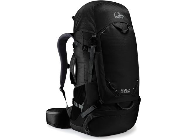 Lowe Alpine Kulu 55:65 Backpack Men Anthracite